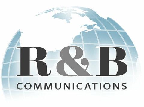 R&B Communications - Webdesign