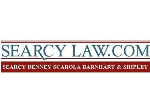 Searcy Denney Scarola Barnhart & Shipley PA - Commercial Lawyers