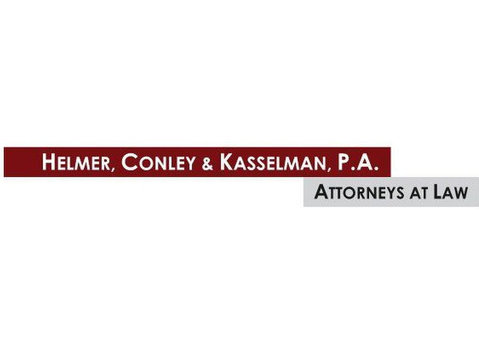 Helmer, Conley & Kasselman, P.A. - Lawyers and Law Firms