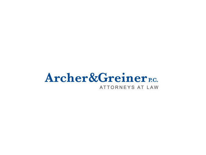 Archer & Greiner, P.c. - Lawyers and Law Firms