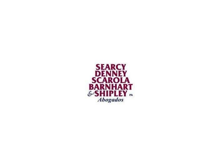 Searcy Denney Scarola Barnhart & Shipley Pa - Abogados