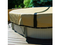 The Pool Factory - Pool Supplies, Above Ground Pools (5) - Swimming Pools & Baths