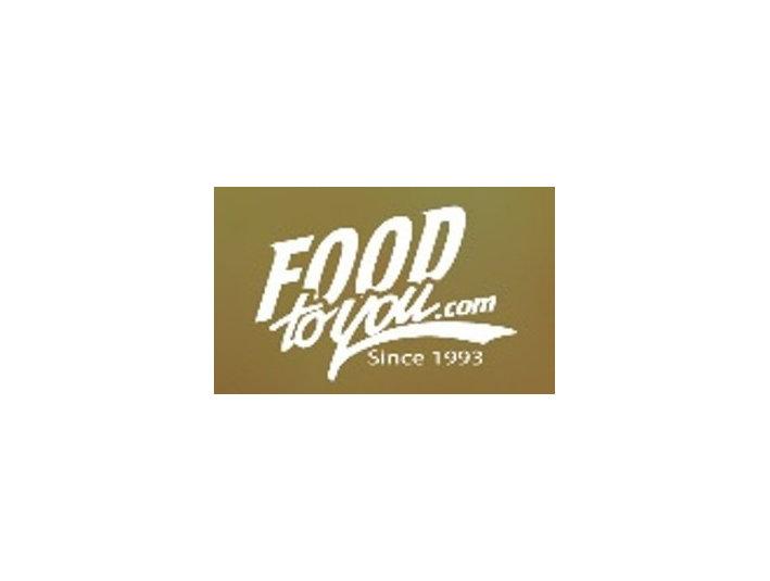 Food To You - Restaurants