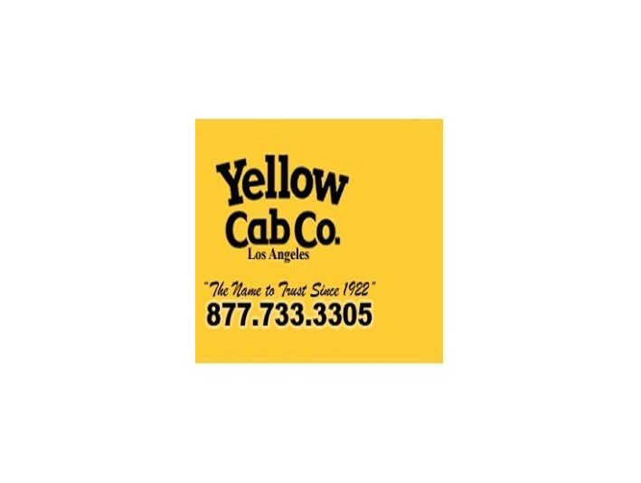 Los Angeles Yellow Cab - Taxi Companies