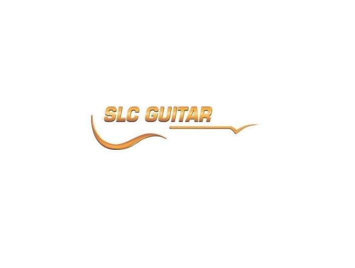 SLC Guitar - Music, Theatre, Dance