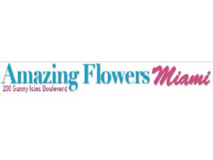 Amazing Flowers Miami - Gifts & Flowers