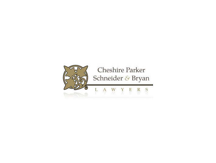 Cheshire Parker Schneider & Bryan, PLLC - Commercial Lawyers