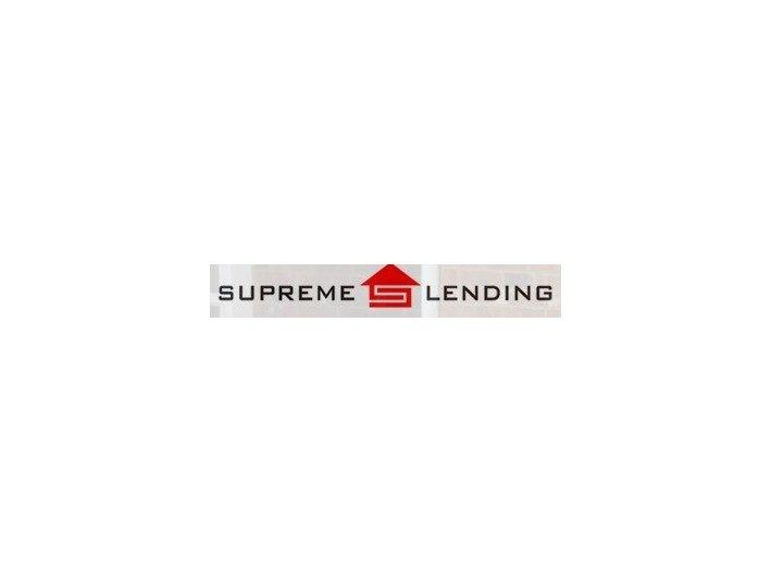 Supreme Lending - Rental Agents