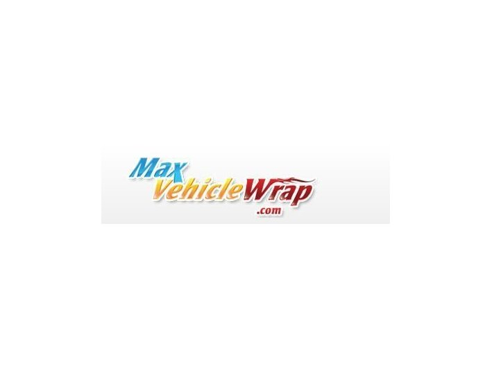 Max Vehicle Wraps - Print Services
