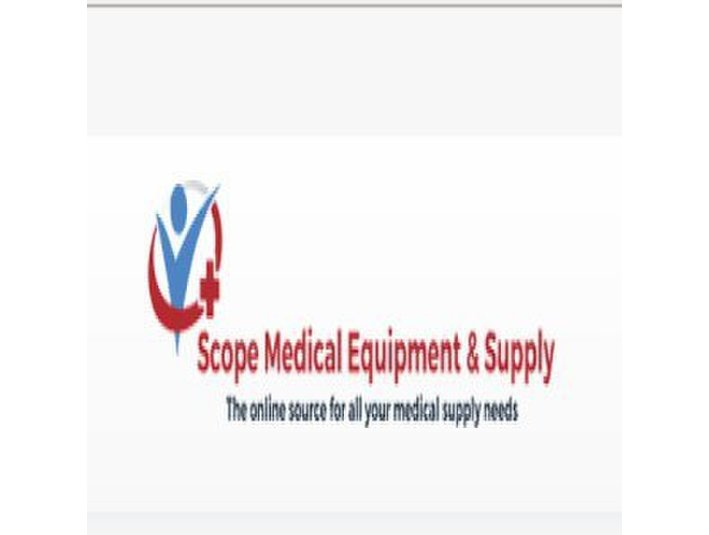 Scope Medical Equipment & Supply - Pharmacies & Medical supplies