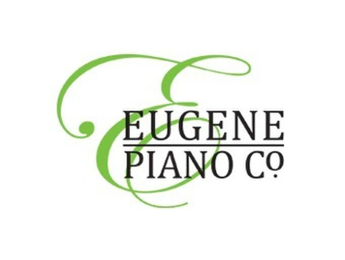 Eugene Piano Company - Music, Theatre, Dance