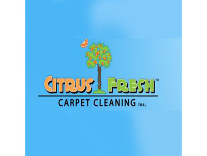 Citrus Fresh Carpet Cleaning, Inc. - Cleaners & Cleaning services