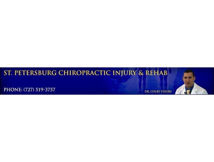 St Petersburg Chiropractic Injury & Rehab - Hospitals & Clinics