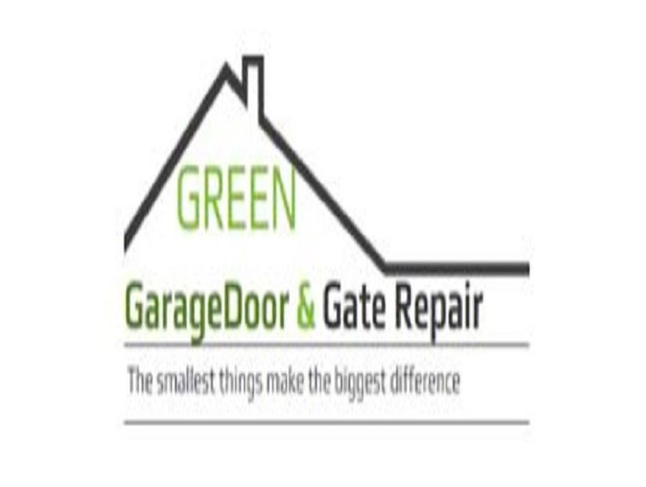Green Garage Door and Gate Repair - Бизнес и Мрежи