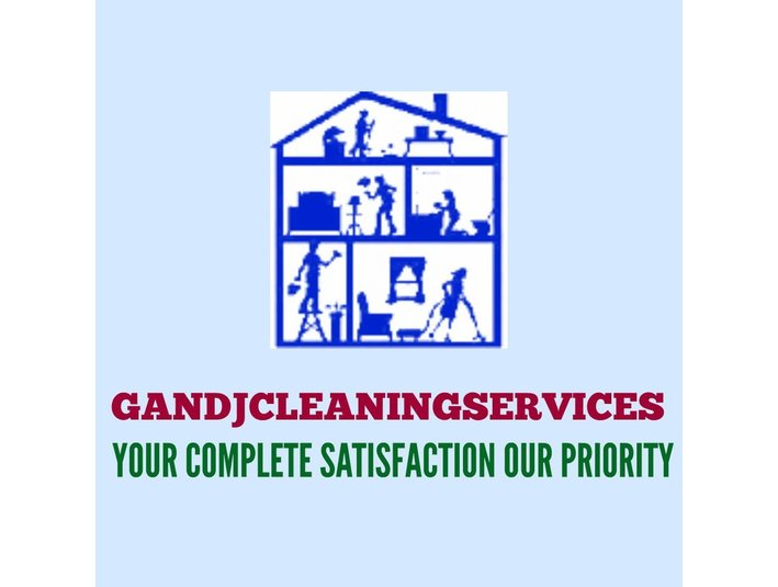 G & J CLEANING SERVICES - Serviced apartments