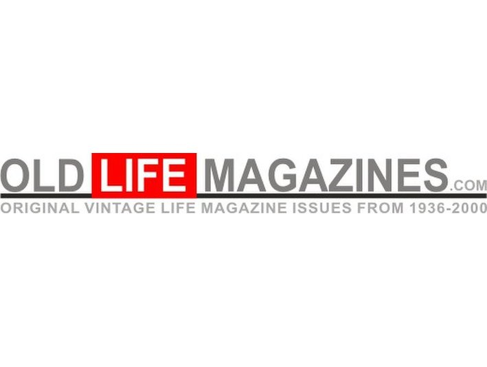 Vintage Life Magazines - Adult education