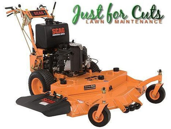 Just for Cuts Lawn Maintenance - Gardeners & Landscaping