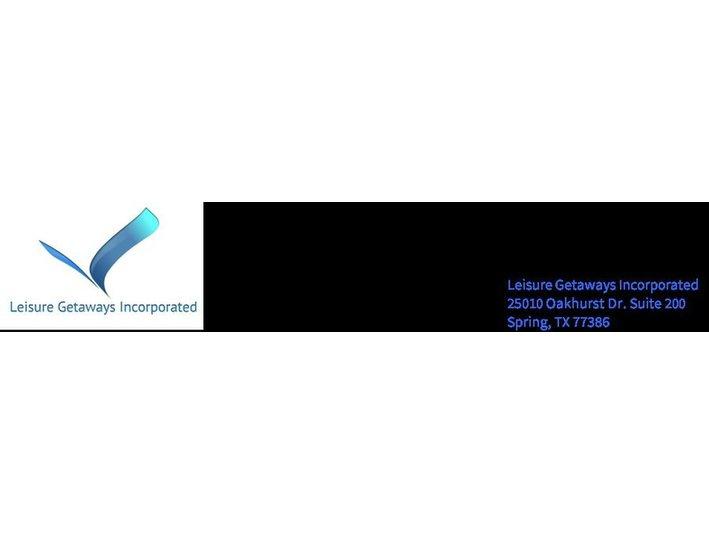 Leisure Getaways Incorporated - Travel Agencies