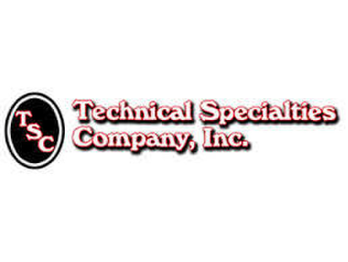 Technical Specialties Company - Gaskets & Seals - Import/Export