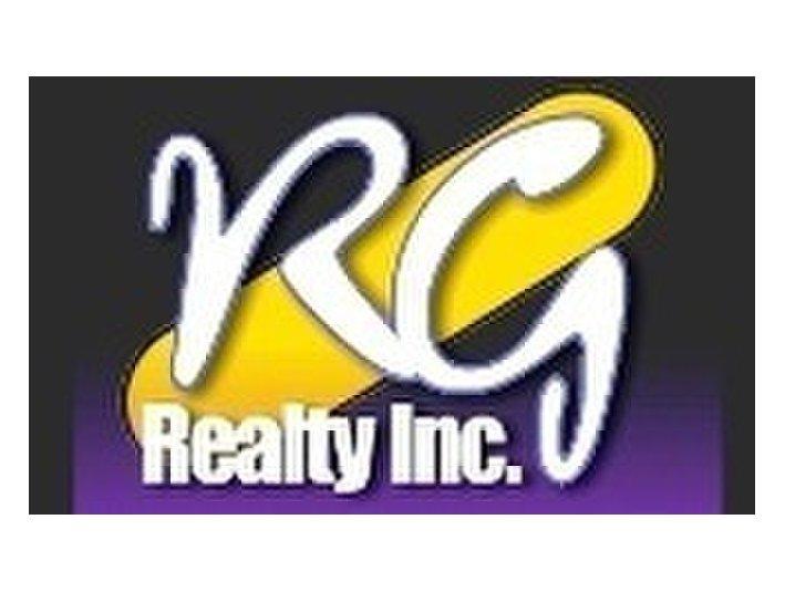 RG Realty Inc - Agences Immobilières