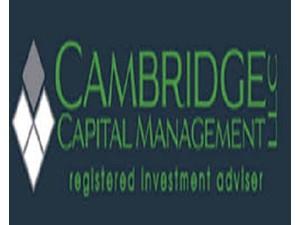 Cambridge Capital Management LLC - Financial consultants