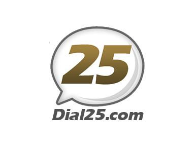 Dial 25 Long Distance and International Calling - Vaste lijn aanbieders