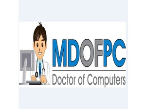 MDofPC Doctor of Computers - Computer shops, sales & repairs