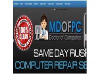 MDofPC Doctor of Computers (1) - Computer shops, sales & repairs