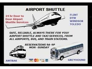 Shores Airport Ride (586) 744-3168 - Taxi Companies