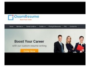 Best Resume Writing Service - Universities