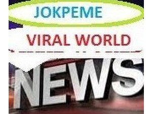 Jokpeme Viral World News And Politics - Expat websites