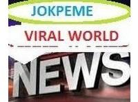 Jokpeme Viral World News And Politics - Expat websites