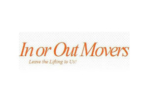 In or Out Movers - Removals & Transport