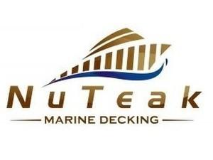 Nuteak Marine Decking - Home & Garden Services