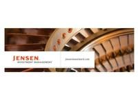 Jensen Investment Management, Inc. (1) - Financial consultants