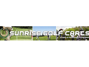 Sunrise Golf Carts - Golf Clubs & Courses