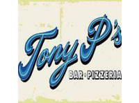Tony P's Bar & Pizzeria - Restaurants