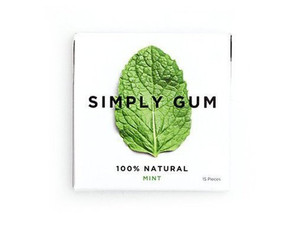 Simply Gum - Organic food