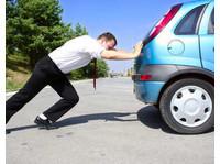 Evansville Towing (1) - Car Transportation