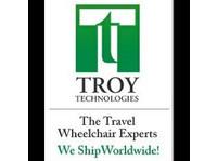 Troy Technologies Inc. - Alternatieve Gezondheidszorg