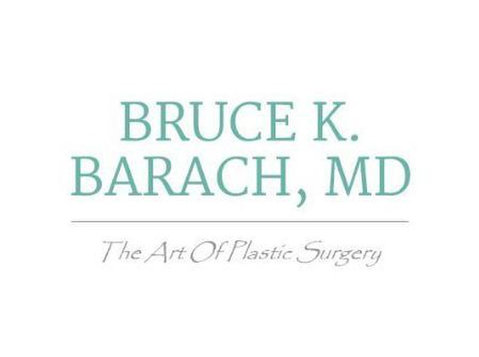 Bruce K. Barach, MD - Cosmetic surgery