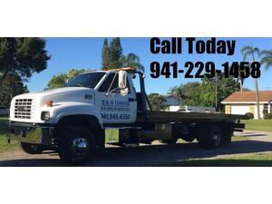 D & M Towing Service Company - Car Transportation