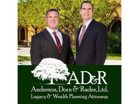 Anderson, Dorn & Rader, Ltd. - Avvocati e studi legali