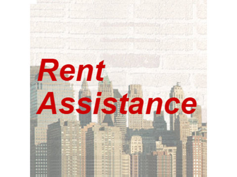Rent Assistance Programs - Accommodation services