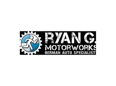 Ryan G. Motorworks - Car Repairs & Motor Service
