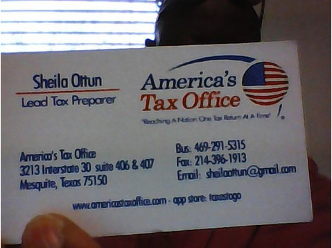 America's Tax Office - Tax advisors