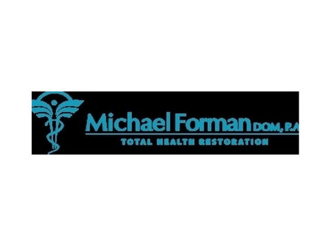 Michael Forman Dom, P.a. - Acupuncture