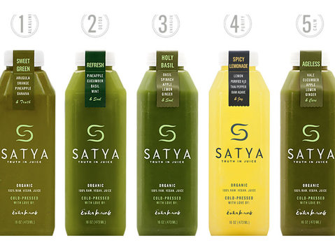 Satya Juice - Organic food