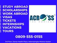 Across The Horizon (2) - Travel Agencies