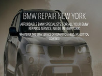 Bmw Service New York (1) - Car Repairs & Motor Service